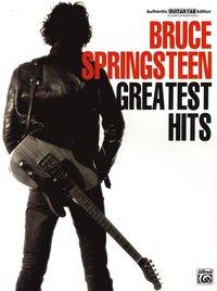 bokomslag Bruce Springsteen Greatest Hits