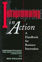 bokomslag Intrapreneuring in Action: A Handbook for Business Innovation