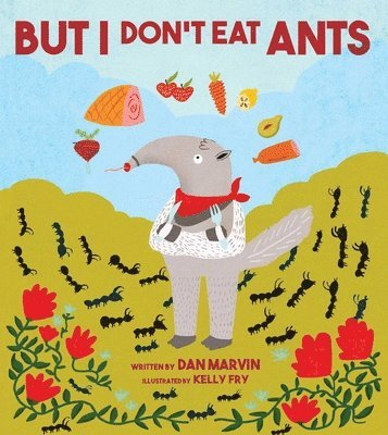But i dont eat ants 1