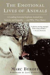 bokomslag The Emotional Lives of Animals