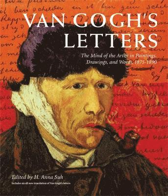 bokomslag Van Gogh's Letters: The Mind of the Artist in Paintings, Drawings, and Words, 1875-1890
