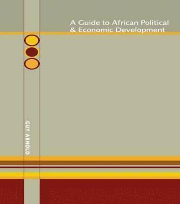 bokomslag Guide to African Political and Economic Development