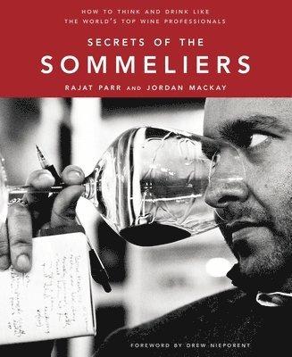 bokomslag Secrets of the sommeliers