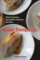 bokomslag Asian Dumplings Mastering Gyoza, Sping Rolls, Pot Stickers and More 75 recipes