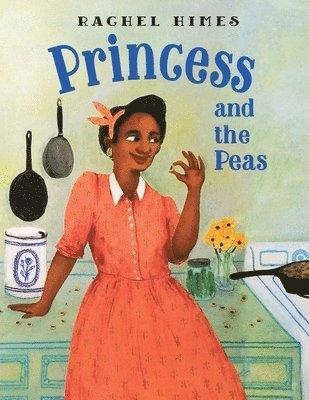 bokomslag Princess and the peas