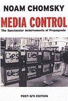 bokomslag Media Control - Post-9/11 Edition