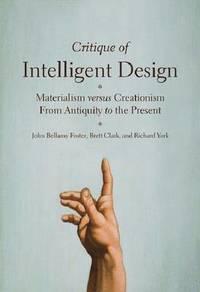 bokomslag Critique of Intelligent Design