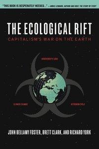 bokomslag The Ecological Rift