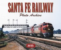 bokomslag Santa Fe Railway