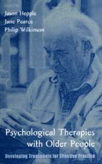 bokomslag Psychological Therapies with Older People