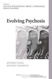 bokomslag Evolving Psychosis