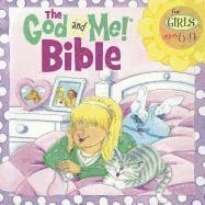 bokomslag The God and Me! Bible for Girls Ages 6-9