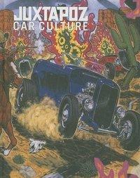bokomslag Juxtapoz - Car Culture