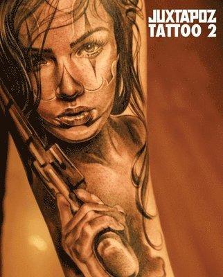 bokomslag Juxtapoz Tattoo 2