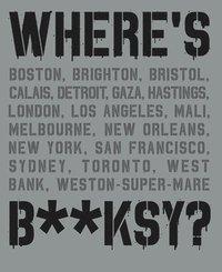bokomslag Where's Banksy?