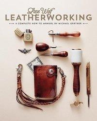bokomslag Lone Wolf Leatherworking