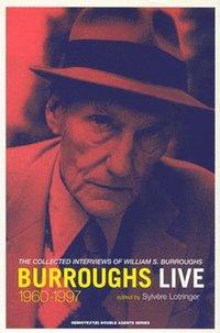 bokomslag Burroughs Live