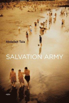 bokomslag Salvation Army