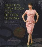 bokomslag Gerties new book for better sewing