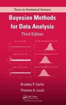 Bayesian methods for data analysis, third edition 1