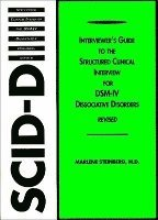 bokomslag Interviewer's Guide to the Structured Clinical Interview for DSM-IV (R) Dissociative Disorders (SCID-D)