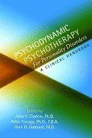 bokomslag Psychodynamic Psychotherapy for Personality Disorders