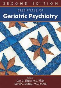 bokomslag Essentials of Geriatric Psychiatry