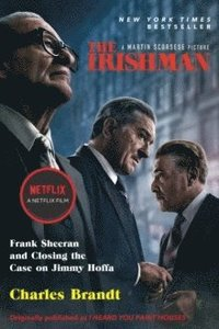 bokomslag Irishman (Movie Tie-In)