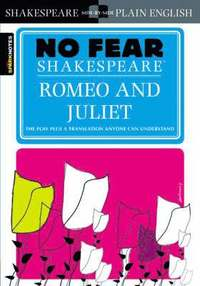 bokomslag No Fear Shakespeare: Romeo And Juliet