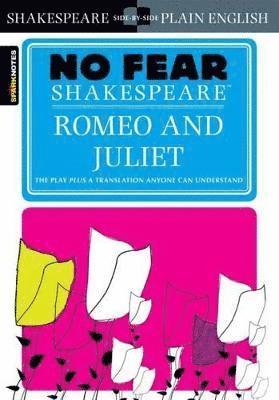 bokomslag No Fear Shakespeare: Romeo And Juliet
