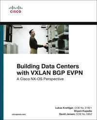 bokomslag Building Data Centers with VXLAN BGP EVPN