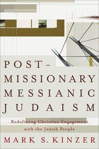 bokomslag Postmissionary Messianic Judaism