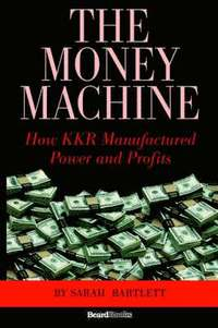 bokomslag The Money Machine
