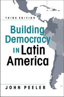 bokomslag Building Democracy in Latin America