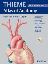 bokomslag Neck and Internal Organs - Latin Nomencl. (THIEME Atlas of Anatomy)