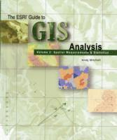 bokomslag ESRI Guide to GIS Analysis: Spatial Measurements & Statistics: V. 2