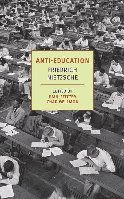 bokomslag Anti-Education