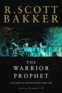 bokomslag The Warrior Prophet