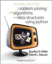 bokomslag Problem Solving with Algorithms and Data Structures Using Python