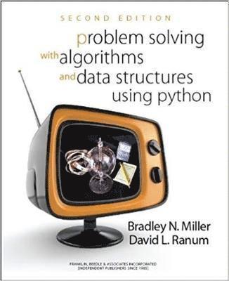 bokomslag Problem Solving with Algorithms and Data Structures Using Python