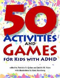 bokomslag 50 Activities and Games for Kids with ADHD