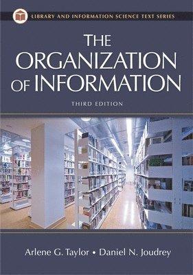 bokomslag The Organization of Information