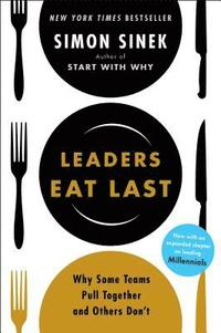 bokomslag Leaders Eat Last