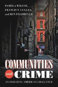 bokomslag Communities and Crime