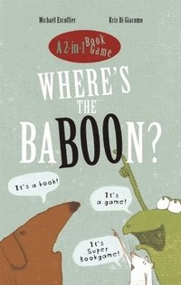 bokomslag Where's the Baboon?