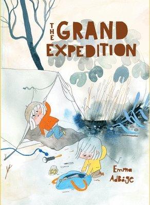 bokomslag The Grand Expedition