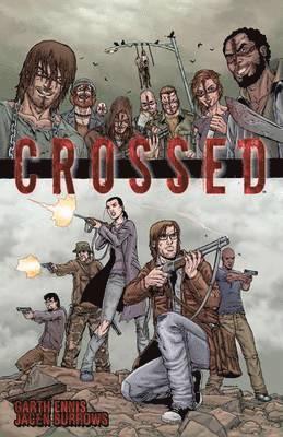 bokomslag Crossed: v. 1