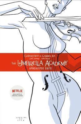 bokomslag Umbrella Academy Volume 1: Apocalypse Suite