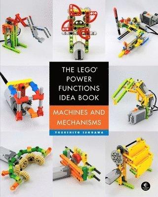 bokomslag The LEGO Power Functions Idea Book, Vol. 1