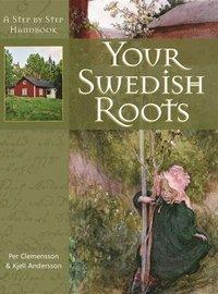 bokomslag Your Swedish Roots